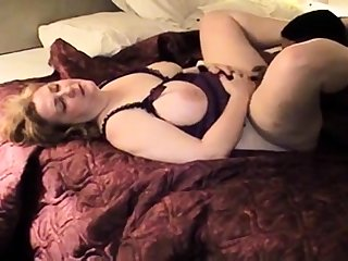 Busty Mature Blonde Bitch in Interracial Chapter