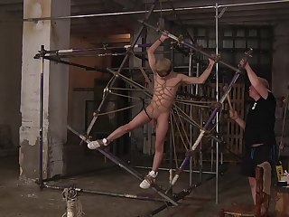 Must-see gay bondage endeavor just about Sebastian Kane and Daniel Hausser