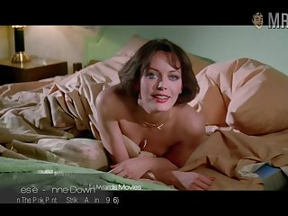 Retro compilation videotape featuring naked actresses